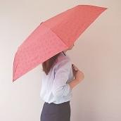 \ポイント3倍/mabuリフレクタープリント折りたたみ傘シード【2020HRD】