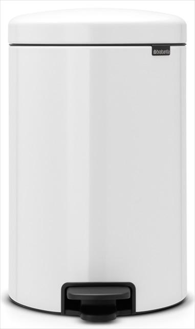 brabantia ペダルビン20L ホワイト