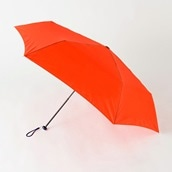 FLOATUS 超撥水スーパーミニ傘55cmオレンジ
