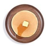 ササキ工芸 ホットケーキ皿 ウォールナット