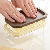 保存ができるバターカッター(200g以下用)