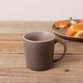 美濃焼 カフェズ ナチュラルマグカップ(べージュ)