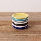 美濃焼 7色豆皿セット