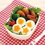お弁当便利グッズ かわいいゆで卵が作れるドリームランド