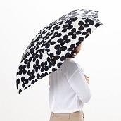 FLOATUS 超撥水UVカット折りたたみ傘 オフホワイト