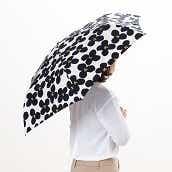 FLOATUS 超撥水UVカット折りたたみ傘 オフホワイト【2020HRD】