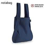 not a bag ネイビーブルー