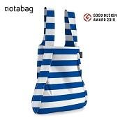 not a bag マリンストライプ