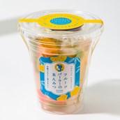 ホシフルーツ フルーツパーラーのあんみつ5個入 送料無料【2020SG】