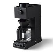 【自分だけの究極の一杯に会う】田口護氏監修の全自動コーヒーメーカー(6カップ)CM-D465B