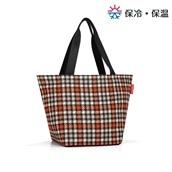 【エコバッグプレゼント対象商品】ライゼンタール ShopperM iso2 GLENCHECKRED