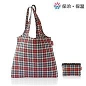 【エコバッグプレゼント対象商品】ライゼンタール minimaxi Shopper L iso2 GLENCHECK RED