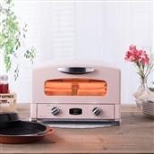 アラジン グリル&トースター グリルパン付きピンク