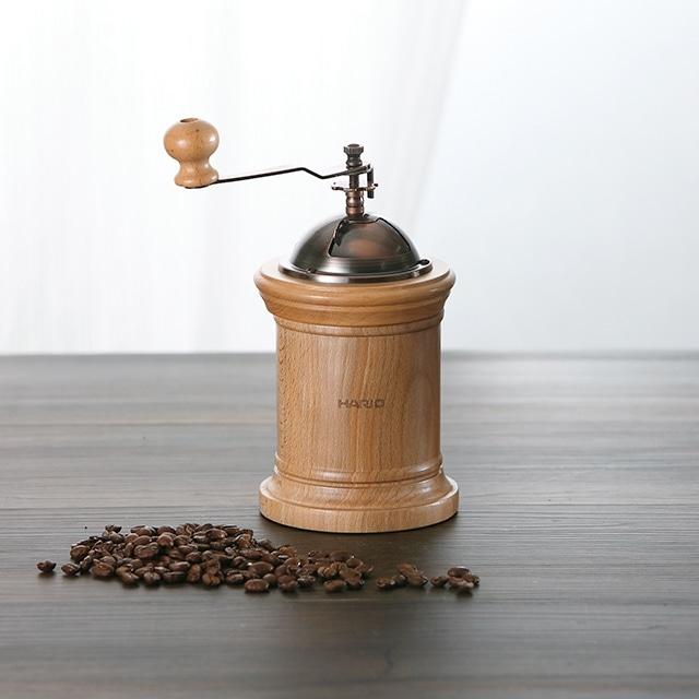 HARIO コーヒーミル・コラム