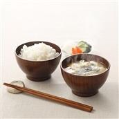暮らしなでしこ限定企画 ナツメ椀&カエデ箸2組セット(バターナイフ付)