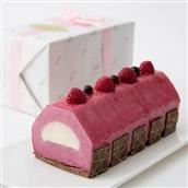 <クリスマス2018>青森県産カシスのケーキ 送料込