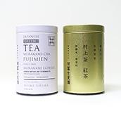 【四季島】村上茶と雪国紅茶セット