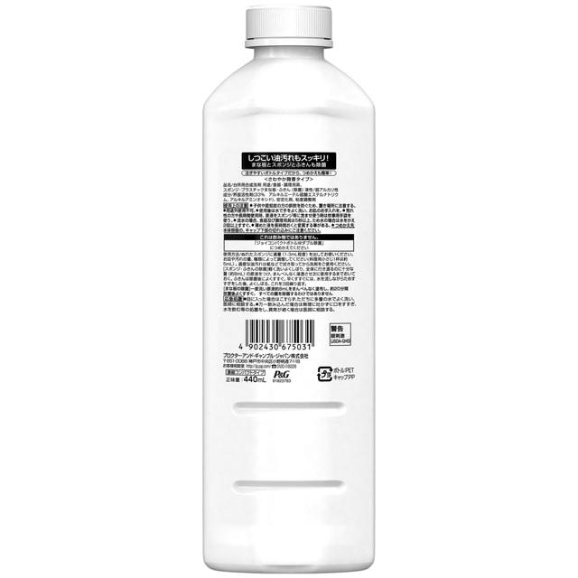 P&G 除菌ジョイコンパクト 詰替 440ml