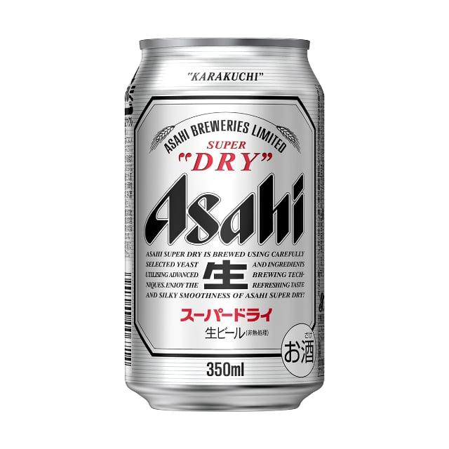 【2月のお買い得!】【酒類】アサヒ スーパードライ 350×24本