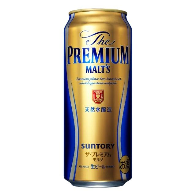 【1月のお買い得!】【酒類】サントリー ザ・プレミアム・モルツ 500ml×12
