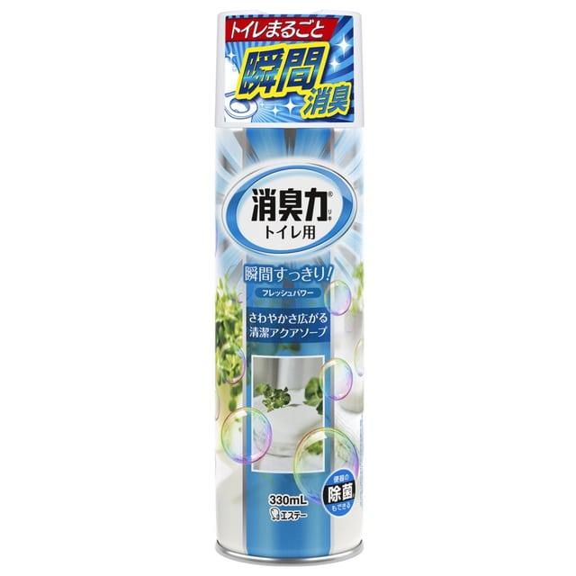 トイレの消臭カスプレー アクアソープ 330ml