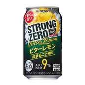 【酒類】−196℃ ストロングゼロビターレモン350ml×24