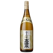 高清水 純米大吟醸 1.8L
