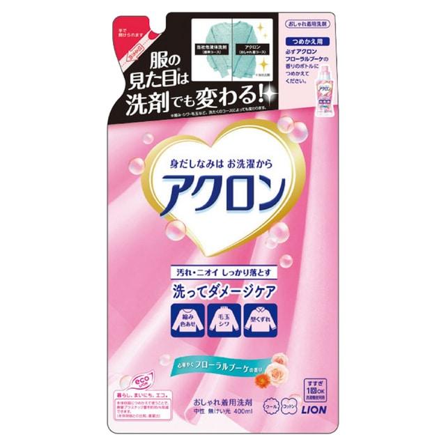 アクロン フローラルブーケの香り 替 400ml