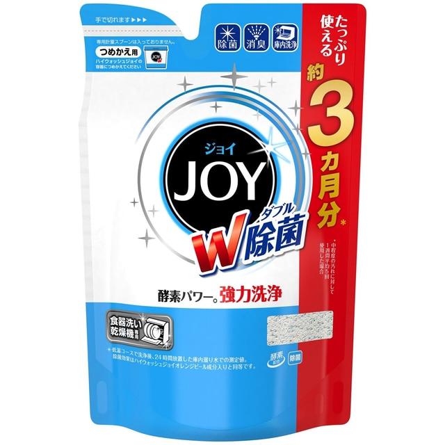 P&G ハイウォッシュジョイ食洗機用洗剤 除菌 詰替490g