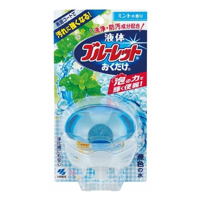 小林製薬 液体ブルーレットおくだけ ミント 70ml