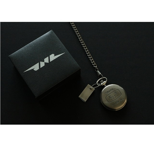 数量限定生産!国鉄クハ181形式(181系)クハ181-45  懐中時計