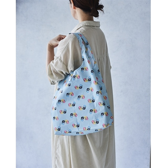 【Suicaグッズ】Suicaのペンギン エコバッグ(ブルー)