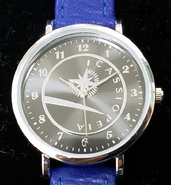 寝台特急ヘッドマークウォッチカシオペア(男女兼用腕時計)