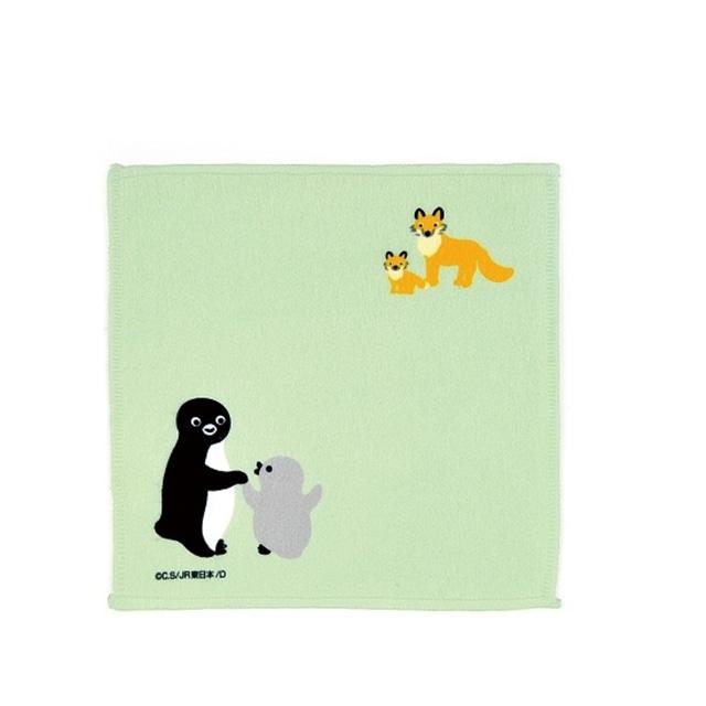 【Suicaグッズ】Suicaのペンギン マイクロファイバータオル(キタキツネ)