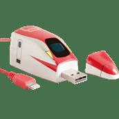 【スマ鉄】 鉄道車両型LightningCableE6系 こまち(1m)