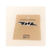 【レールヤード】 JNR アクリルバッジ