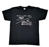 限定生産!エヴァンゲリオン新幹線500 TYPE EVA Tシャツ XL
