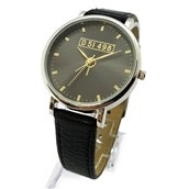 蒸気機関車ウォッチ D51 498(男女兼用腕時計)