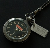 数量限定生産!国鉄 C57形蒸気機関車135号機 懐中時計