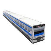 ◇JR東日本 東京近郊路線図カレンダー2019 京浜東北線BOX