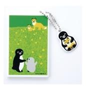 【Suicaグッズ】Suicaのペンギン カードケース(キタキツネ)