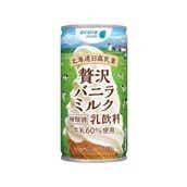 贅沢バニラミルク 190g缶×30本入り 送料無料