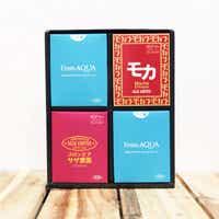 <2019冬ギフト> 【2019お歳暮】 サザコーヒーカップオン 3種 4箱ギフトセット