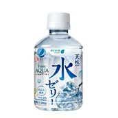 フロムアクア天然水ゼリー  280ml  24本入り 送料無料