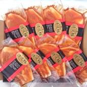 白河高原清流豚 豚ロース味噌漬けセット<2019冬ギフト>