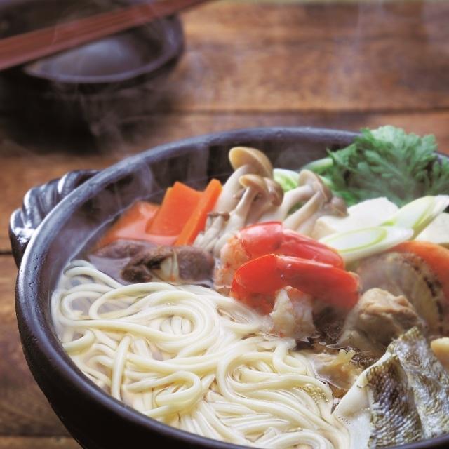 ぜいたく温麺(10入)(送料無料)<2019冬ギフト>