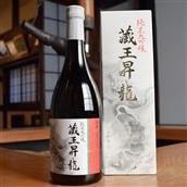 蔵王 昇り龍 純米大吟醸720ml
