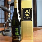 真鶴 特別純米超辛口 金箱720ml