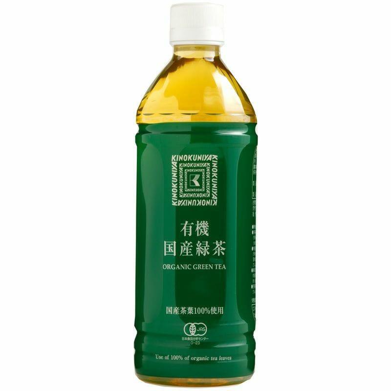 紀ノ国屋 有機緑茶500ml