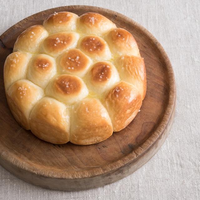 ちぎりパン BY ORANGE PAGE(大)(塩バター)【冷凍】